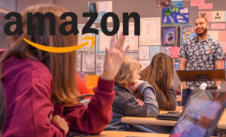 Amazon startet Karriere Programm in den USA für Kinder