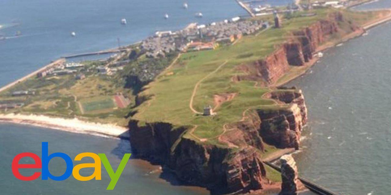 Abmahngefahr: eBay kennt kein Helgoland