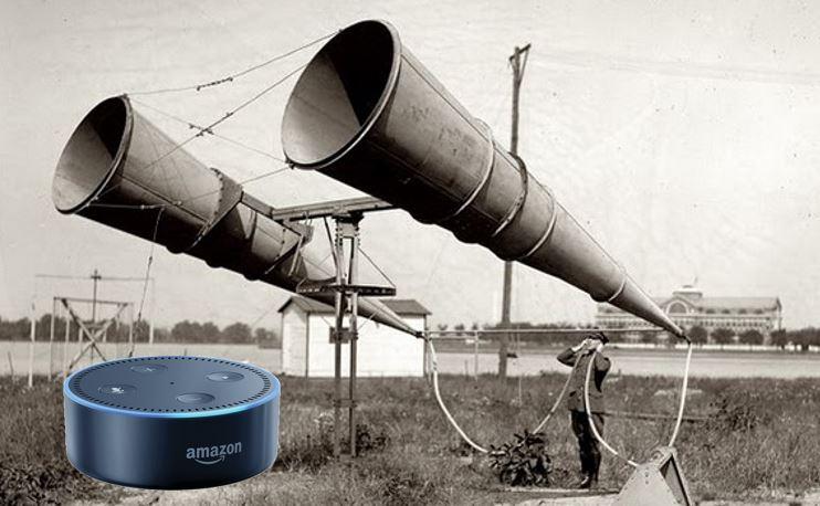 Viel Wind um Nix: Alexa hört mit