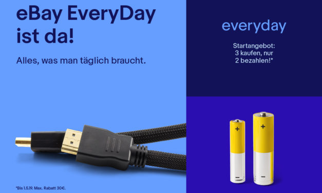 Was ist eBay EveryDay?
