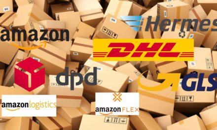 Amazon sagt den Paketkollaps ab!