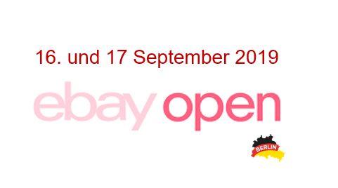 eBay Open Deutschland 2019