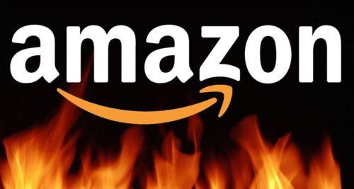 MUC3 Graben: Bei Amazon brannte die Hütte