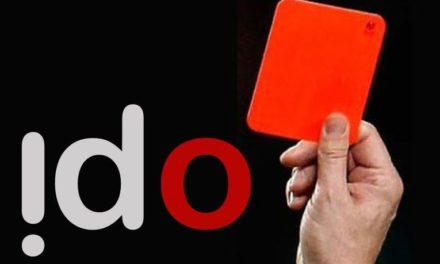 Rote Karte: IDO darf nicht abmahnen