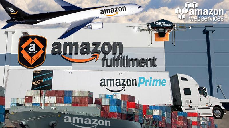 Amazon: Rate verspäteter Sendungen seit 2017 verdreifacht