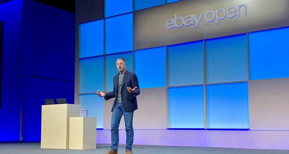 #ebayopen2019 Exklusivinterview mit eBays CEO Devin Wenig
