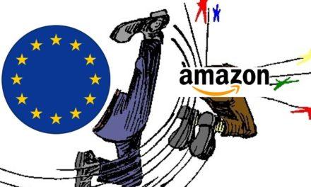 EU-Kommission leitet Untersuchung gegen Amazon ein