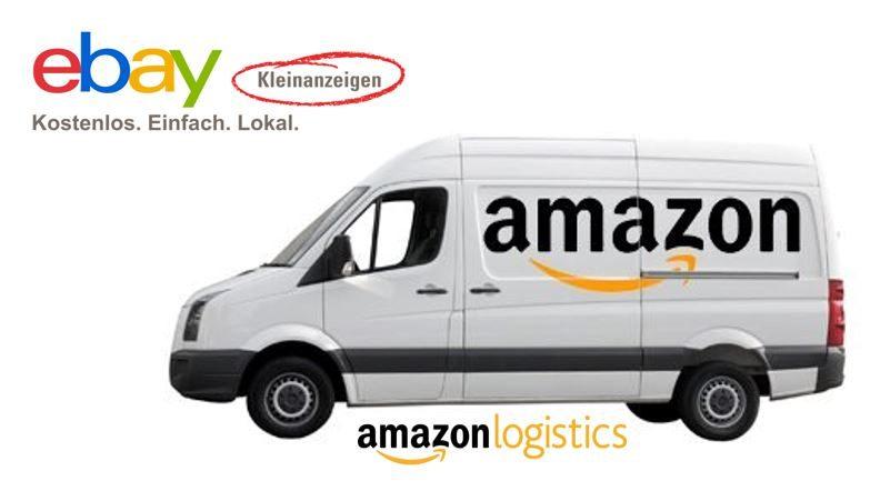 Amazon sucht Fahrer über eBay