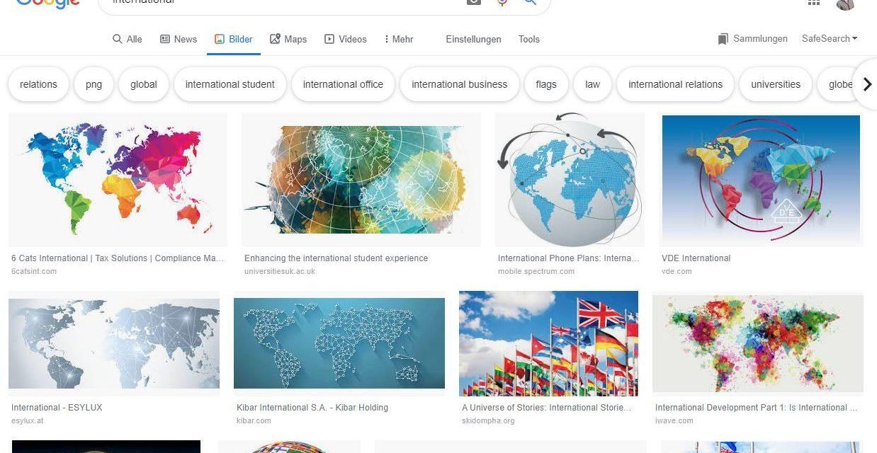 Internationaler E-Commerce? Dann kommt mal!