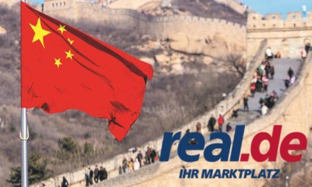real.de akquiriert China-Händler. Muss das sein?