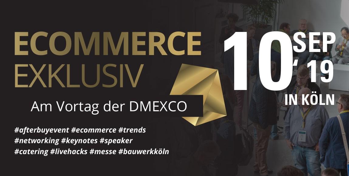 Afterbuy ECOMMERCE EXKLUSIV in Köln – u.a. mit Social Media Star und Rechtsanwalt Christian Solmecke als Top-Speaker [Werbung]