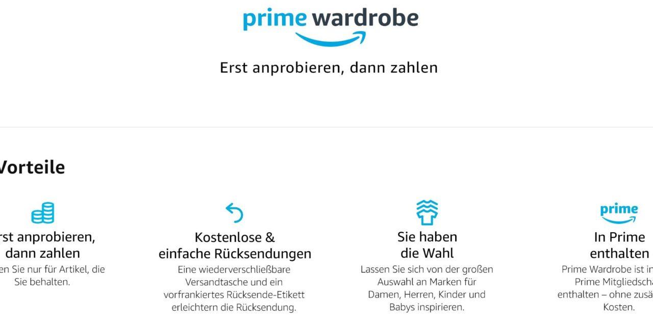 Wie könnt ihr als Händler von Amazon Wardrobe profitieren?