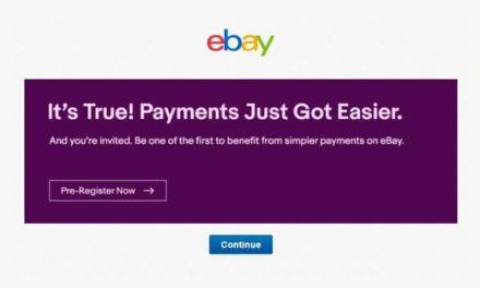eBays neue Zahlweise: Erste Erfahrungen von Händlern