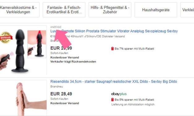 Verwirrung: eBay blendet doppelte Angebote aus