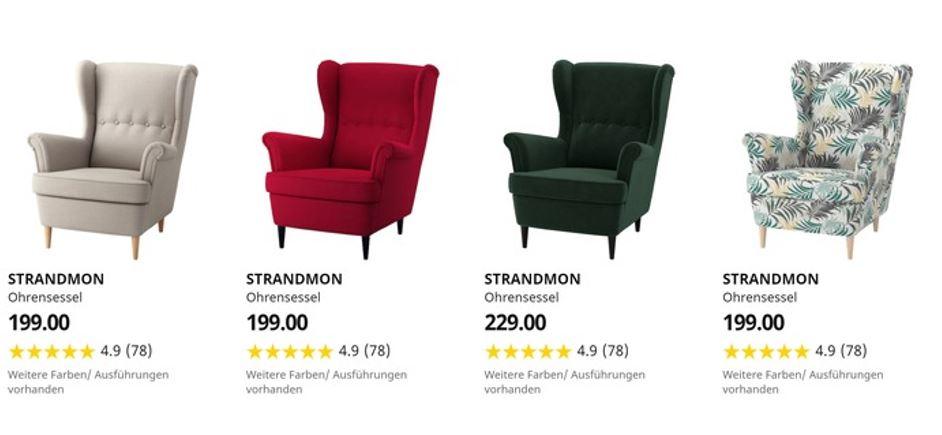 5 Sterne für BILLY & Co. – IKEA führt Produktbewertung ein