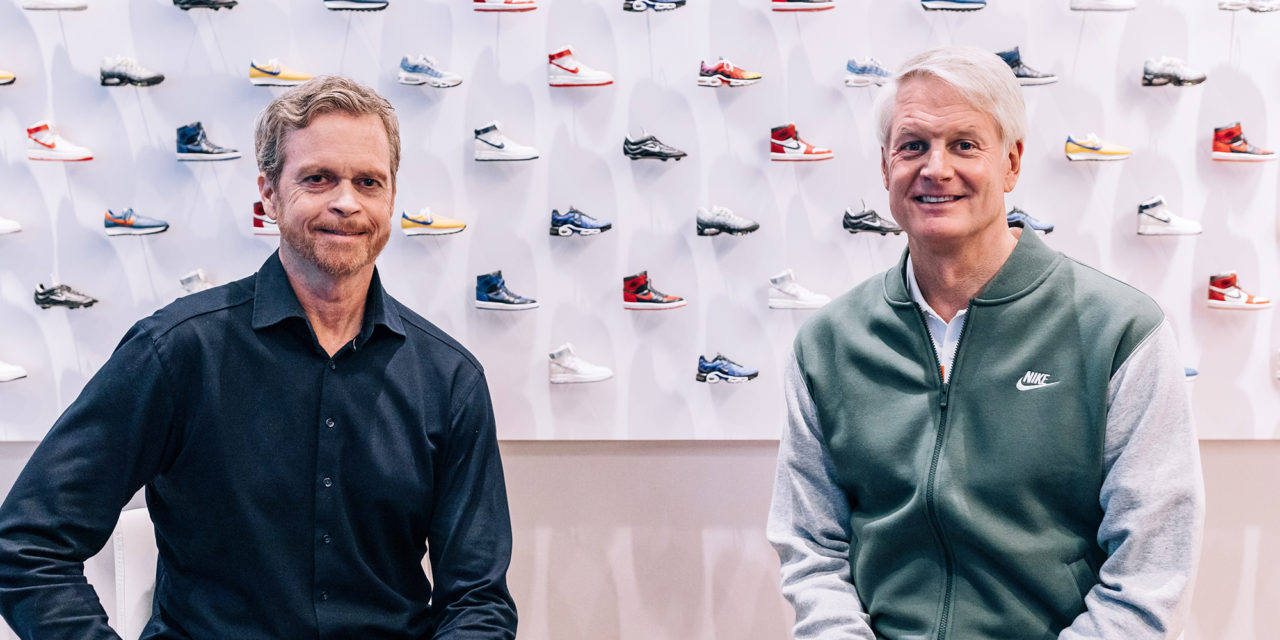 John Donahoe wird neuer Nike CEO. Das Ende naht.