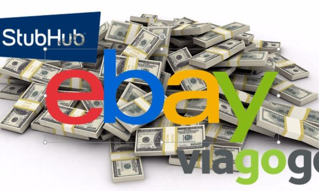 eBay Ausverkauf: Ticketbörse StubHub geht an viagogo