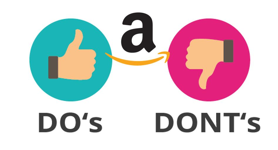 Amazon konformer Kundensupport – Do's and Don'ts