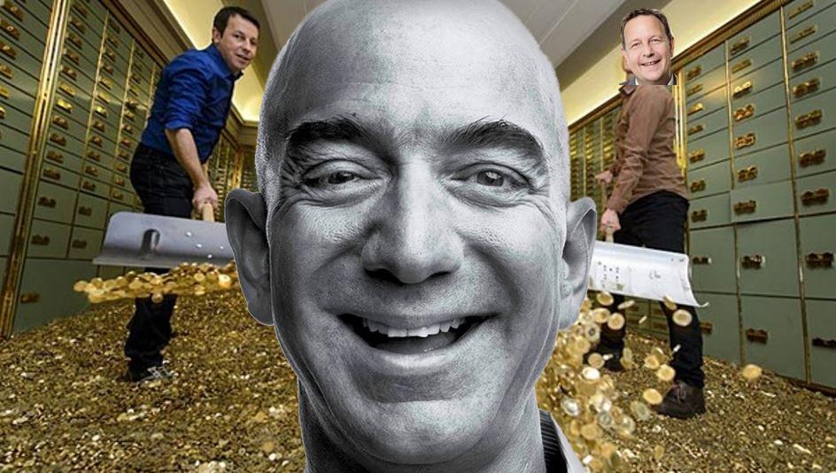 Amazon legt fulminante Zahlen hin: +21 % Q4 & +20 % 2019