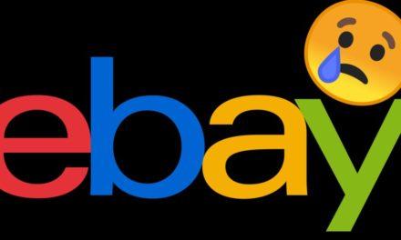 eBay Zahlen: -5% in Q4 und in 2019