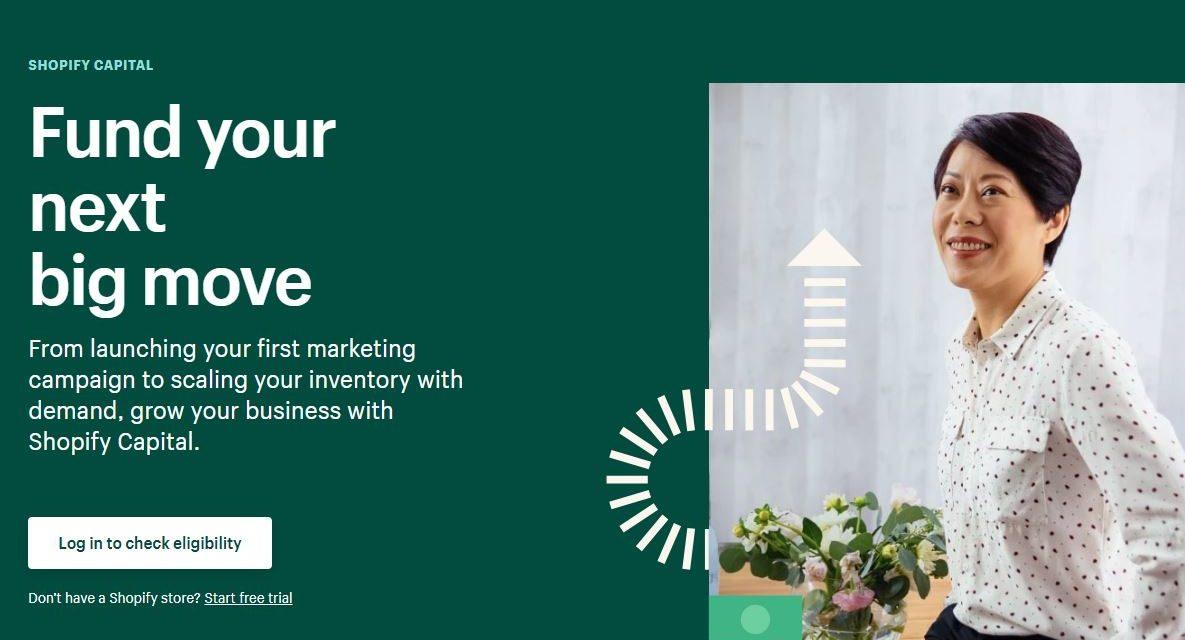 Shopify bietet jetzt Mikro-Kredite für Händler an