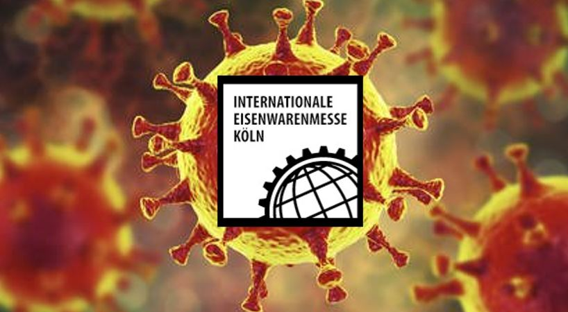 Internationale Eisenwarenmesse in Köln wegen Covid-19 abgesagt