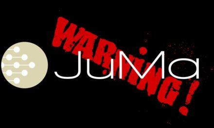 Warnung vor JuMa GmbH oder JuMa Beteiligungs-UG