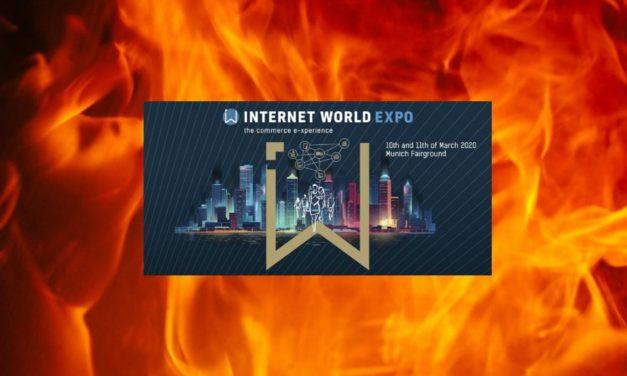 Internetworld Expo 2020: Maximale Verwirrung & schlechte Kommunikation