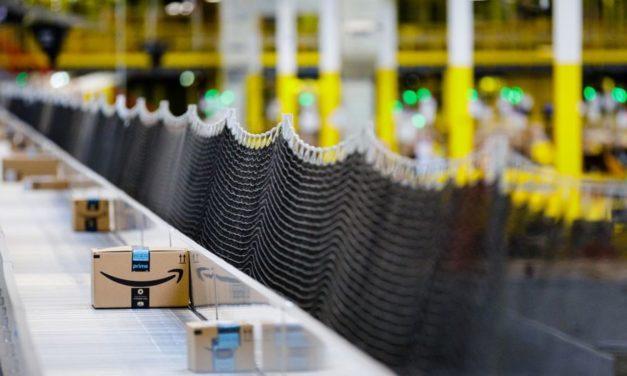 Covid19: Amazon steuert die Anlieferung in den Fulfillmentcentern weltweit