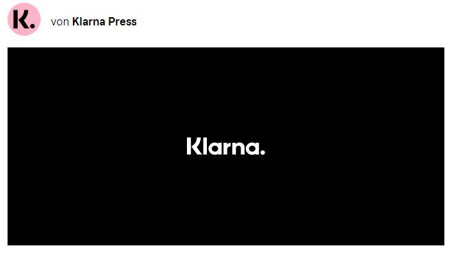 Klarna wird chinesisch: Alibaba beteiligt sich an Klarna