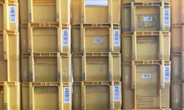 Überlastung der Paket-Verteilzentren führt zu Verzögerung der Auslieferung an den Kunden