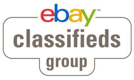 eBay Classifieds wird verkauft. Wann und an wen ist noch unbekannt.
