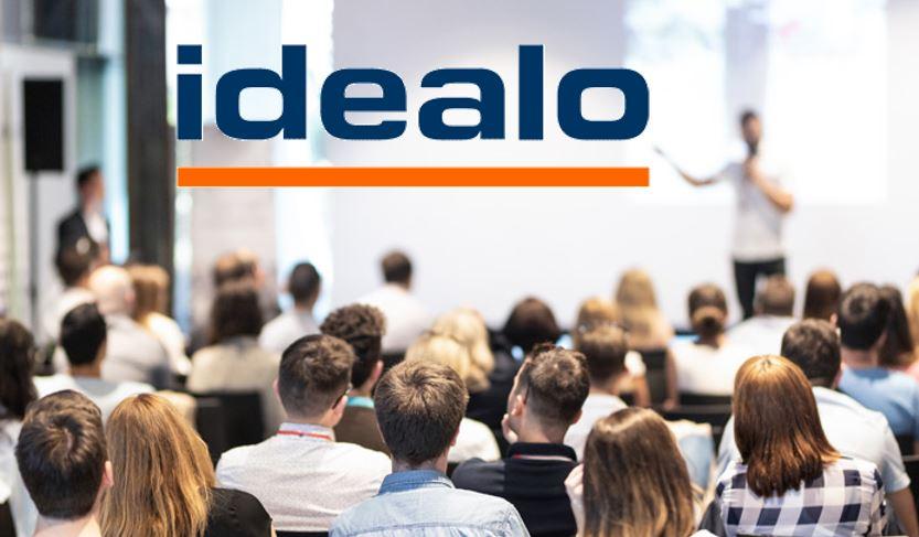 HEUTE: Tag 1 der idealo Webkonferenz: Konsumverhalten, Prozesse & Logistik