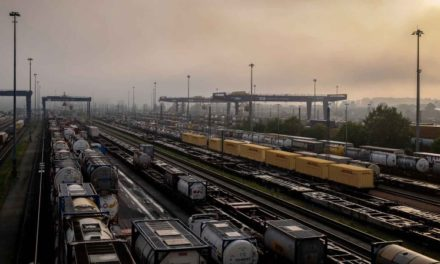 DHL: In 12 Tagen mit dem Zug nach China, oder von China nach De