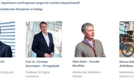 02. Juni: Marktplatzwelt 2020 Webinar zur Studie