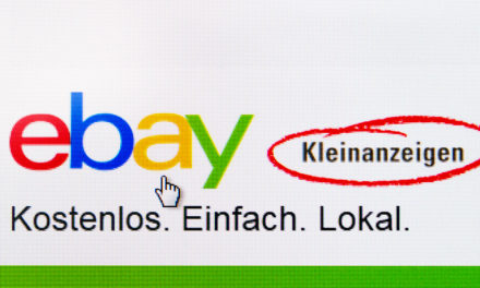 eBay Kleinanzeigen – Und weg sind se!