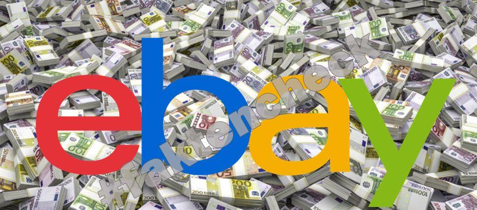 eBay – Neue Zahlweise: Es darf Gas gegeben werden