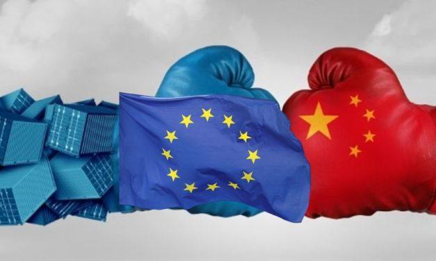 EU-Kommission: Bis zu 28% Strafzoll auf China-Produkte