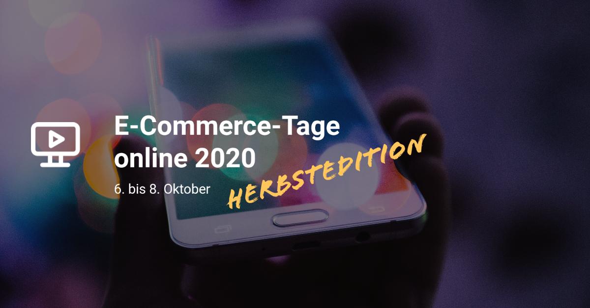 Keynote: Der Onlinehandel ist systemrelevant