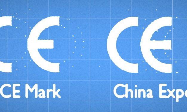Kennt unsere Regierung die ›China Export‹ (CE-)Kennzeichnung?