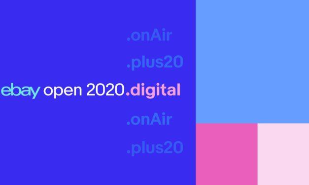 Bald geht es los: eBay Open digital