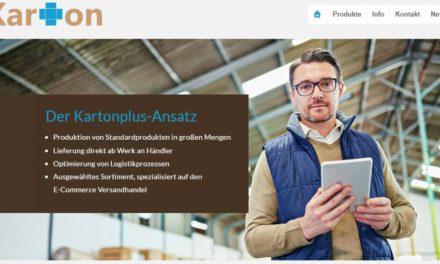 Kartonplus – Der Verpackungslöser für den E-Commerce [Werbung]