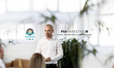 PSA Marketing – Die Agentur für Stationäre & Starter im Onlinehandel [Werbung]