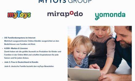 MYTOYS mach Familien glücklich & Händler auch [Werbung]