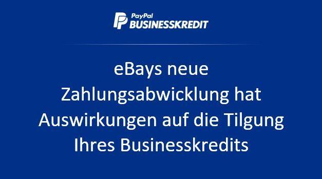 PayPal droht Händlern wegen eBays neuer Zahlungsabwicklung
