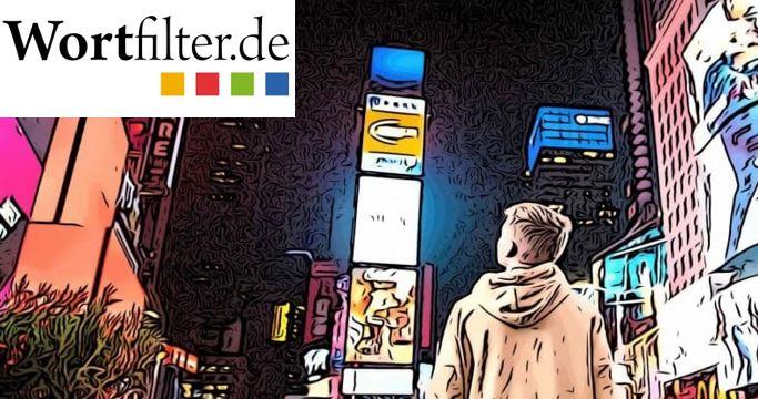 Dienstleisterverzeichnis bei Wortfilter – Gewinne neue Kunden.