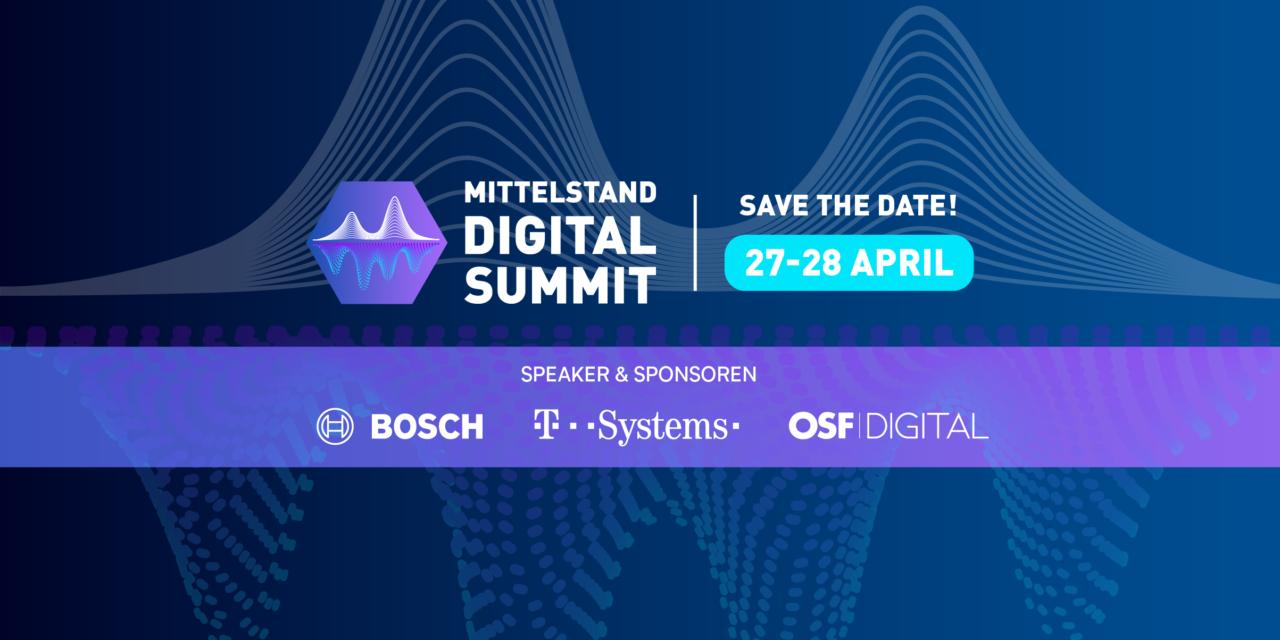 Mittelstand Digital Summit 2021