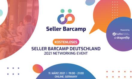 Seller Barcamp Deutschland – Online Networking Event 2021