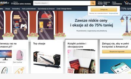 Amazon Polen ist nun gestartet