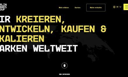 Berlin Brands Group: Gegründet vor ein paar Jahren im Kinderzimmer und nun das